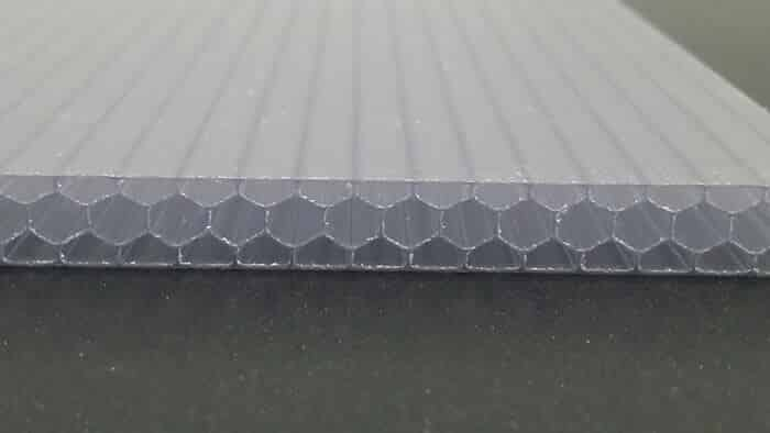 3 Polycarbonate Honecomb