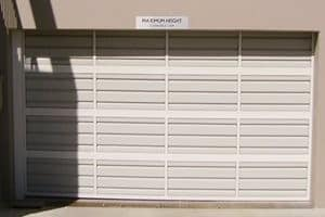 panel garage doors in Narre Warren