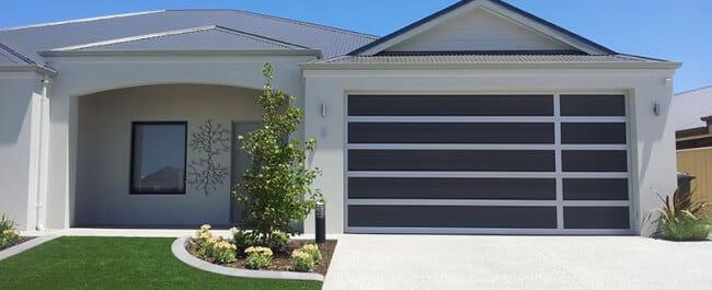 different garage doors
