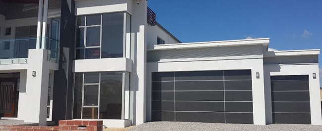 panel garage doors in Dandenong