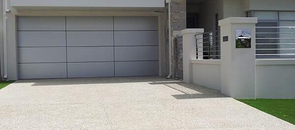 Cranbourne panel garage doors