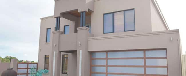 Custom garage doors in Melbourne
