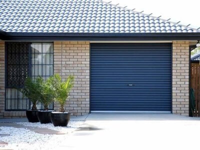 How much is a roller garage door?