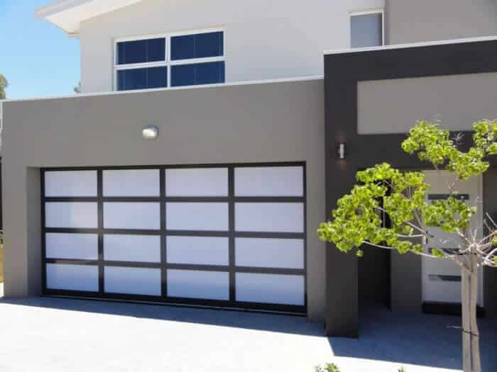 Custom garage doors in Cranbourne