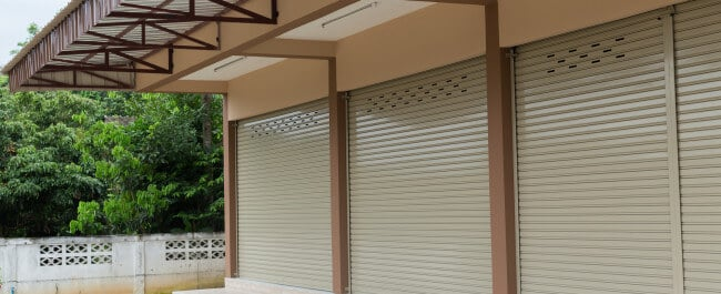 roller door suppliers Melbourne