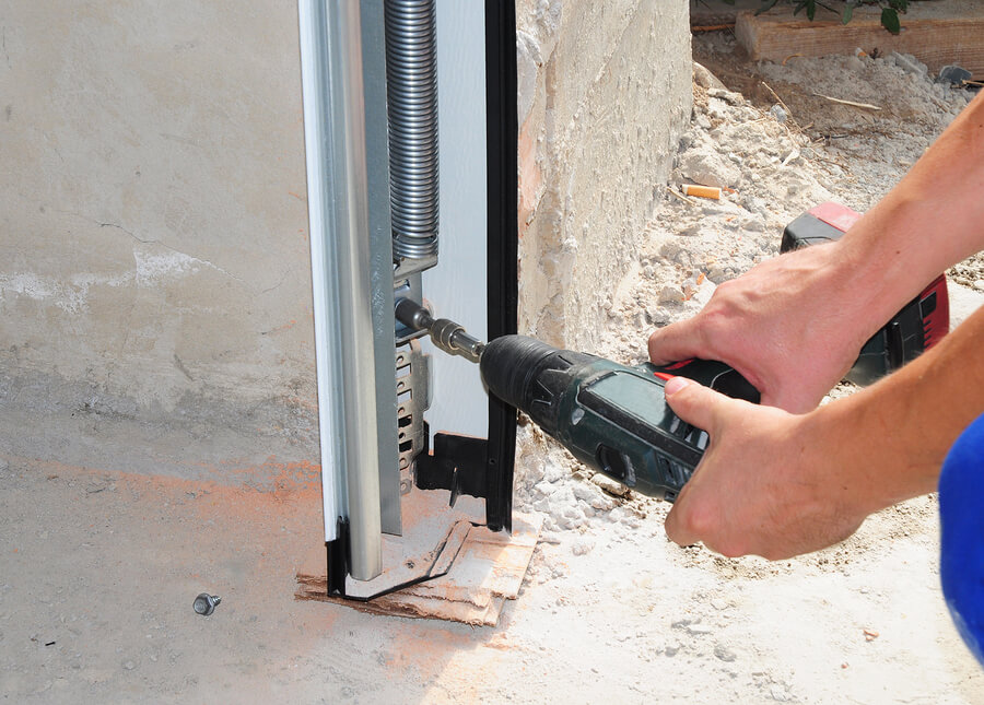 Repair Insulating Garage Door